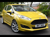 Ford Fiesta mk7 Left Wing Mirror Cover Cap Mustard Olive