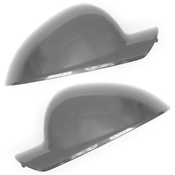 Vauxhall Insignia A Grey Door Wing Mirror Covers Caps Pair Left Right side
