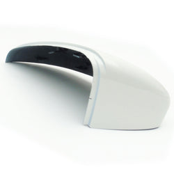 VW Golf mk6 Candy White Door Wing Mirror Cover Cap Casing Left Passenger Side
