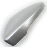 VW Scirocco Reflex Silver Wing Mirror Cover Cap Left Passenger Side