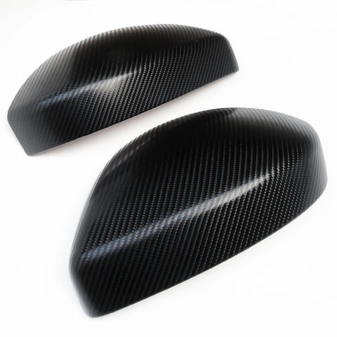 Land Rover Discovery Sport Black Carbon Fibre Effect Wing Mirror Covers