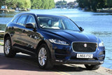 Jaguar XE XF F-Pace Chrome Door Handles Trims Covers