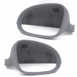 VW Golf mk5 Wing Mirror Covers Housings Primed - Left & Right