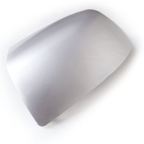 Ford Focus mk2 2005 - 2007 Left Door Wing Mirror Cover Moondust Silver