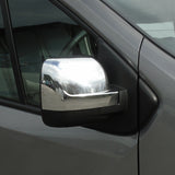Renault Trafic 2014-19 Chrome Wing Mirror Covers Caps