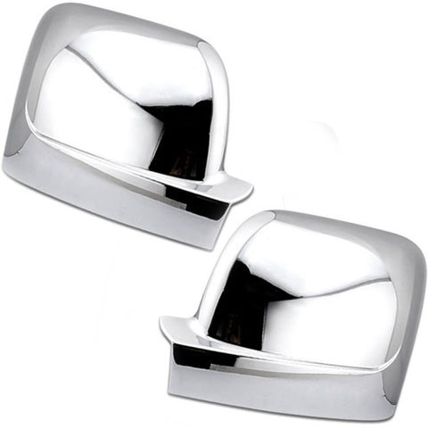 Vauxhall Vivaro 2014-19 Chrome Wing Mirror Covers Caps