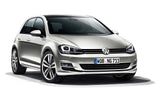 VW Golf mk7 2013-2016 Front Lower Centre Bumper Grille Chrome Trim