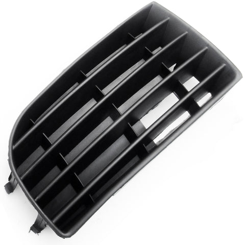 Front Bumper Lower Grille Right Driver Side