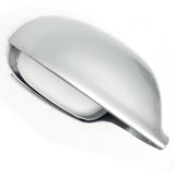 VW Golf mk5 Right Drivers Offside Side Door Wing Mirror Cover Cap Casing Painted Metallic Reflex Silver