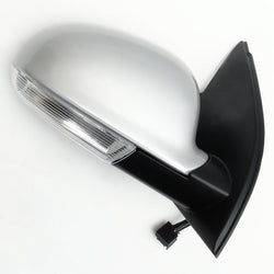 VW Golf mk5 Reflex Silver Complete Door Wing Mirror Electric - Right