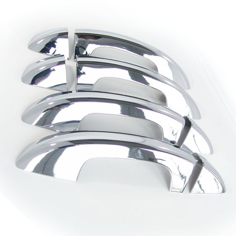 VW Golf mk6 2009 - 2012 Chrome Door Handle Styling Covers