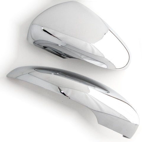 VW Golf mk6 2009 - 2012 Chrome Door Mirror Caps Styling Covers