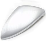 VW Golf mk7 Wing Mirror Cover Cap Reflex Silver Right Driver Side