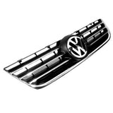 VW Polo Chrome Front Radiator Bumper Grille 2005 - 2009