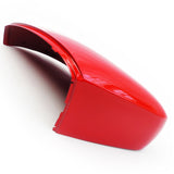 VW Polo 6R 2009-2017 Flash Red Wing Mirror Cover Left Passenger Side