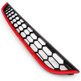 Ford Fiesta mk7 2013-17 Honeycomb Zetec S Front Lower Grille Red