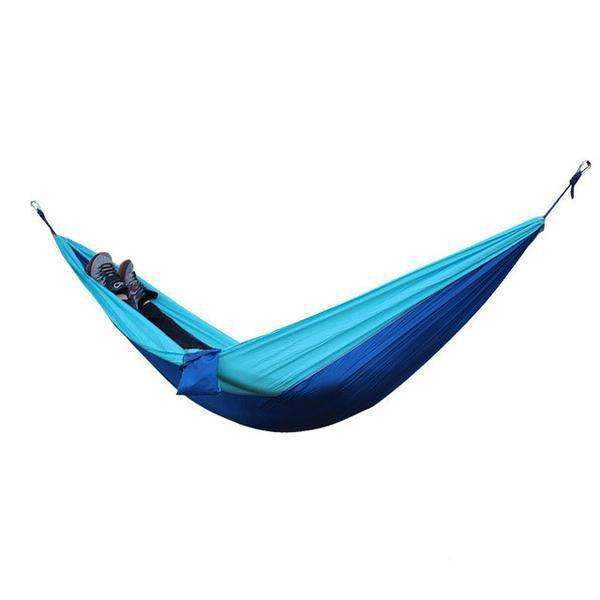 best hammock usa onemade made products the trunktech double in blue om