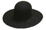 Hat Color - Black
