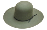 Hat Color - Medium Grey
