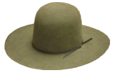 Hat Color - Saddle Tan