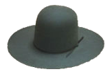 Hat Color - Steel Grey