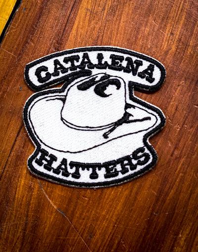 CATALENA HAT PATCHES