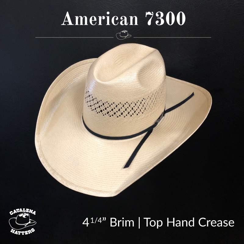 0c31f883 Catalena Hatters - Straw Hats - American Hat Company