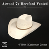 7X Hereford Vented