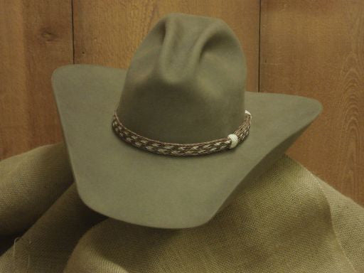 0f0c11f072d Saddle Tan Gust Custom Felt Hat
