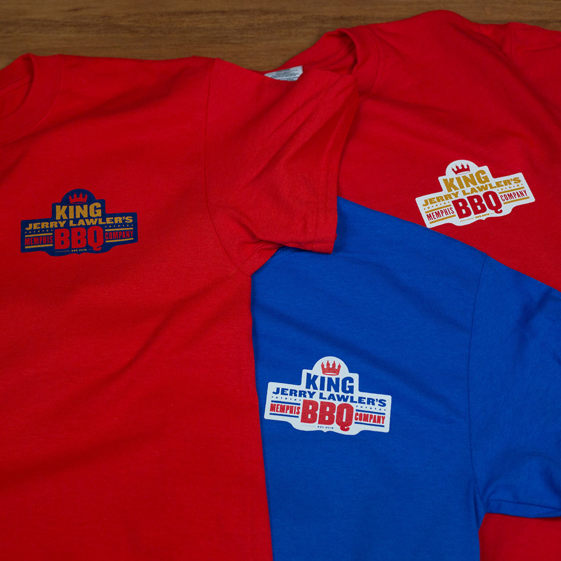 Royal-Tee Shirts