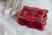 1900s Antique French Jewellery Casket