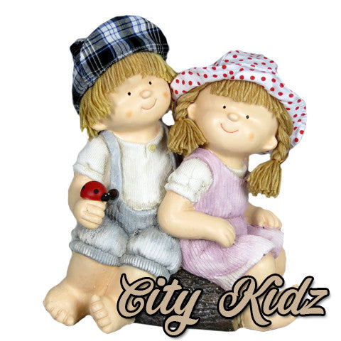 City Kidz Ornaments