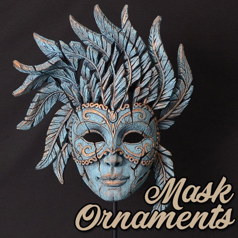 Mask Ornaments