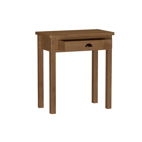 Oak & Hardwood Rustic Dressing Table