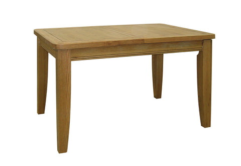 Loire Oak Fixed Top Dining Table