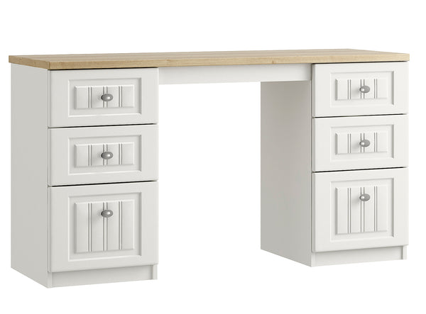 Portofino Double Dressing Table