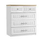 Portofino Short 2 Over 3 Chest of Drawers