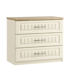 Portofino 3 Drawer Chest of Drawers