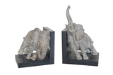 Elephant Book Ends Ornament