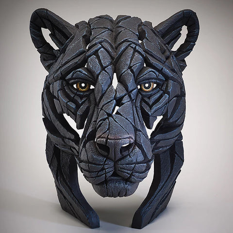 Black Panther Bust Ornament