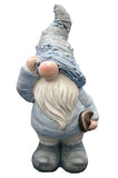 Norbet Male Blue Gnome Ornament