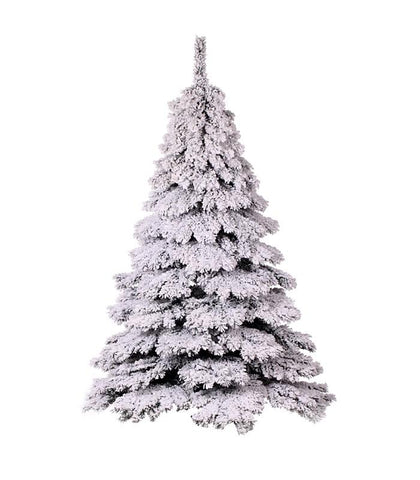 6ft Snow Effect Christmas Tree