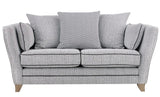 Anthea Fabric 2 Seater Pillow Back Sofa