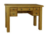 Weathered Oak Dressing Table