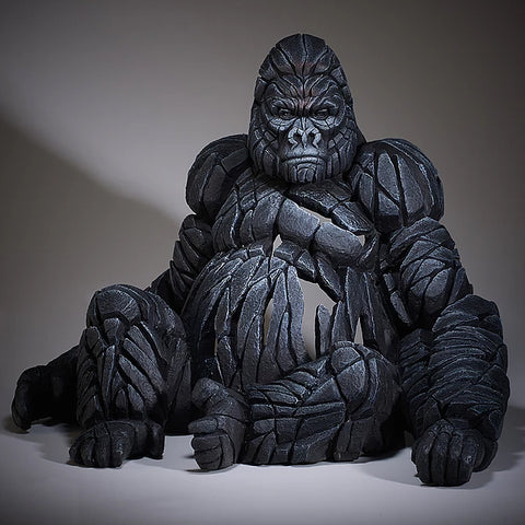 Gorilla Figurine Sculptured Ornament