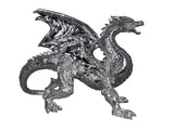 Silver Electroplated Dragon Ornament (Large) Game of Thrones