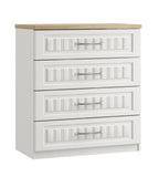 Portofino 4 Drawer Chest of Drawers