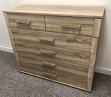 Phoenix Sonoma Chest of Drawers