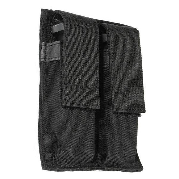Blackhawk Double Pistol Mag Pouch with Velcro Back