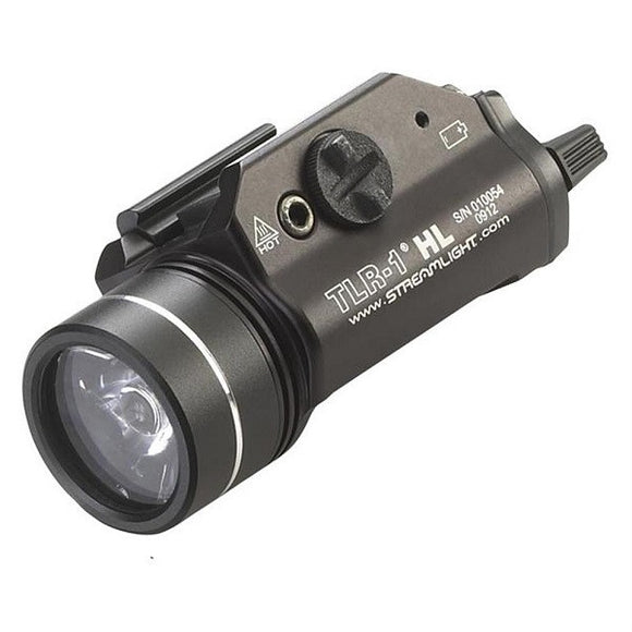Streamlight TLR-1HL LED Weapon Mounted Flashlight